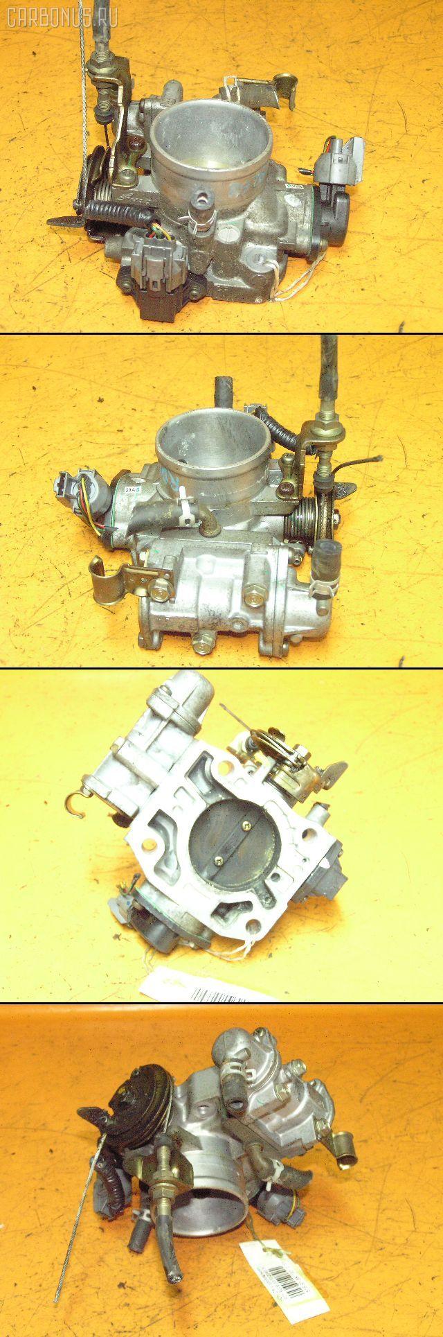 Дроссельная заслонка HONDA CR-V RD1 B20B. Фото 7
