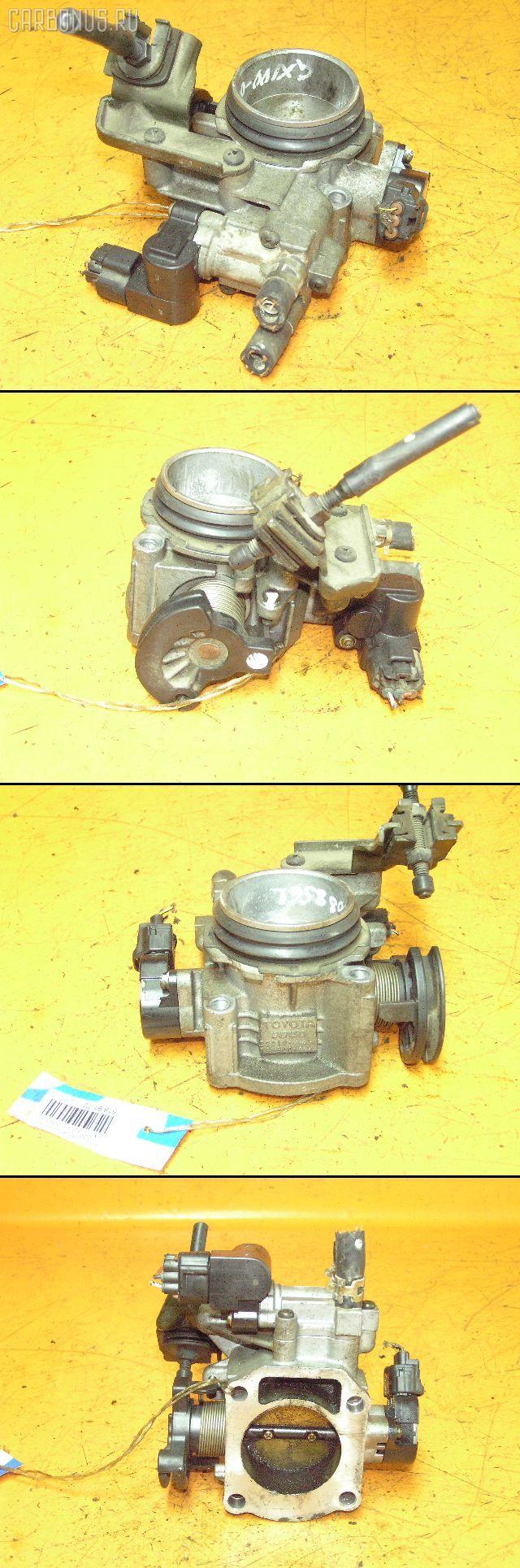 Дроссельная заслонка TOYOTA GX100 1G-FE. Фото 3