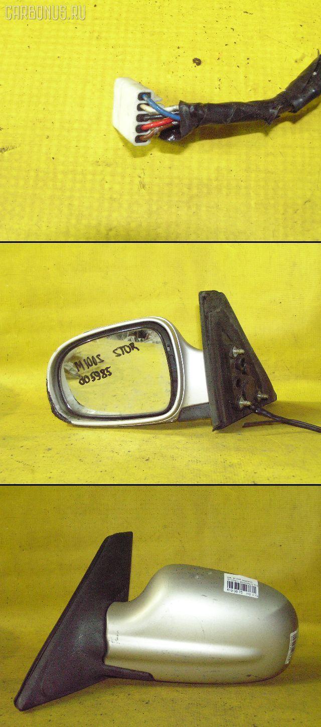 Зеркало двери боковой DAIHATSU STORIA M100S. Фото 6