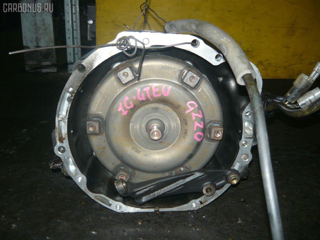 КПП автоматическая TOYOTA SOARER GZ20 1G-GTEU. Фото 7