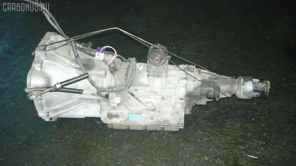 КПП автоматическая TOYOTA LITE ACE NOAH SR40G 3S-FE. Фото 6