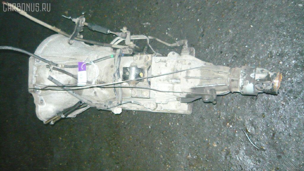 КПП автоматическая TOYOTA LITE ACE NOAH SR40G 3S-FE. Фото 7