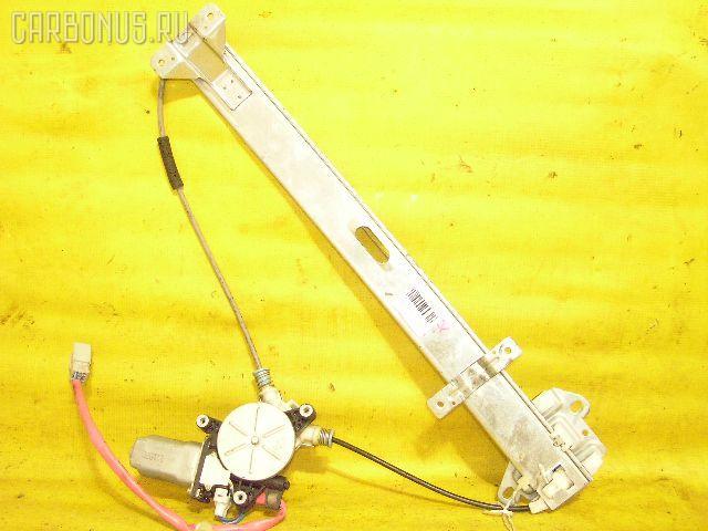 Стеклоподъемный механизм HONDA FIT GD1. Фото 8