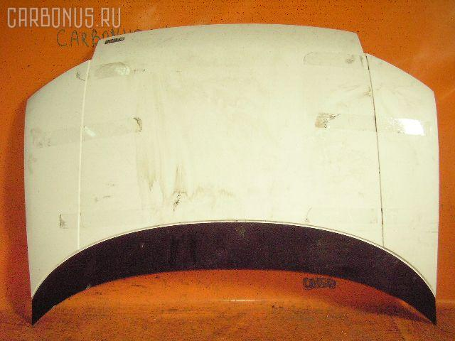Капот MITSUBISHI RVR N61W. Фото 5