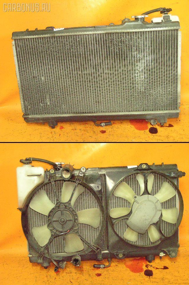 Радиатор ДВС TOYOTA RAUM EXZ10 5E-FE. Фото 7