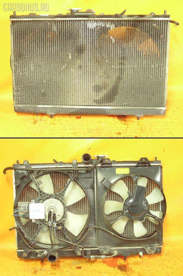 Радиатор ДВС MITSUBISHI RVR N61W 4G93. Фото 1