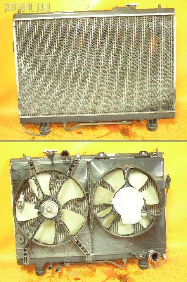 Радиатор ДВС TOYOTA IPSUM SXM10 3S-FE. Фото 2