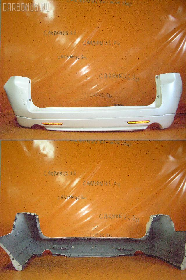 Бампер Honda Accord wagon CM2 Фото 1