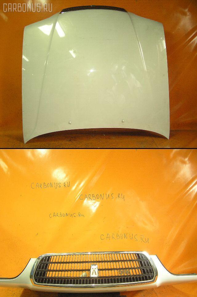 Капот TOYOTA CRESTA JZX100. Фото 8