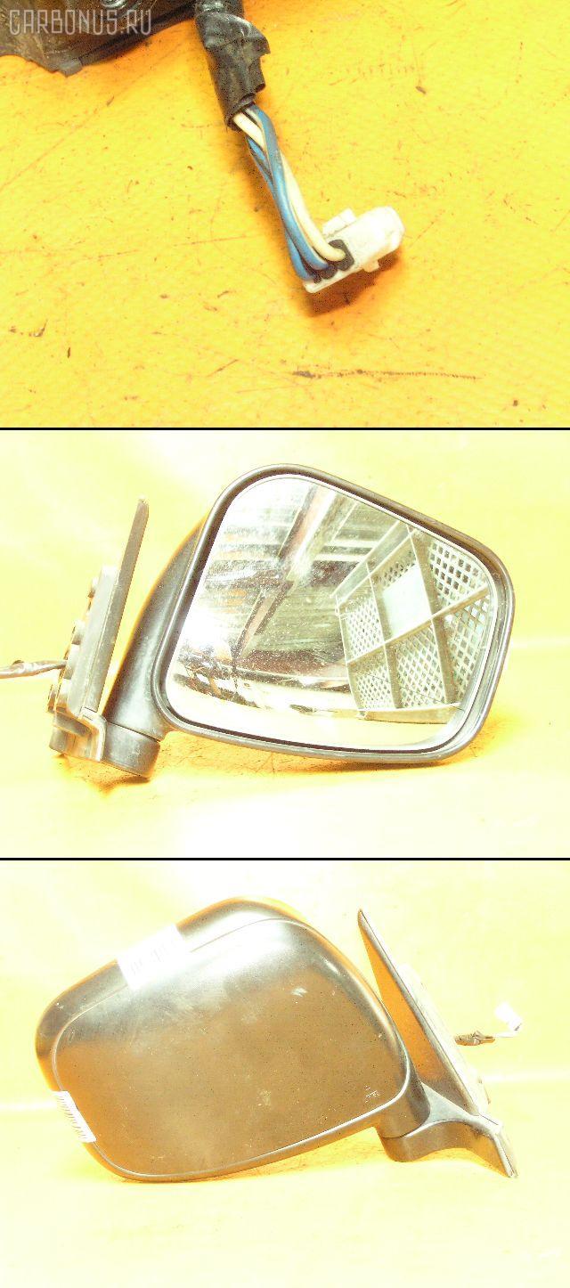 Зеркало двери боковой MITSUBISHI PAJERO JUNIOR H57A. Фото 10