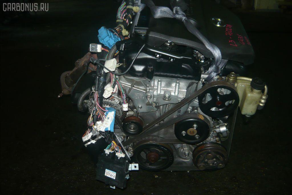 Двигатель MAZDA ATENZA SPORT GG3S L3-VE. Фото 3