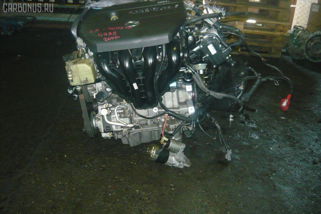 Двигатель MAZDA ATENZA SPORT GG3S L3-VE. Фото 5