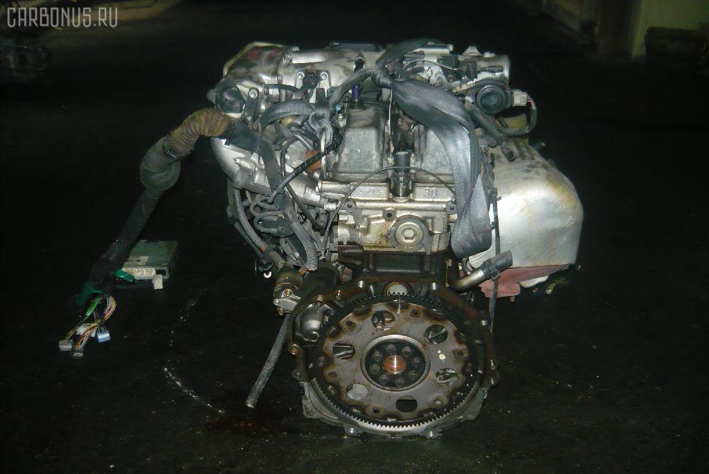 Двигатель TOYOTA MARK II JZX101 2JZ-GE. Фото 11
