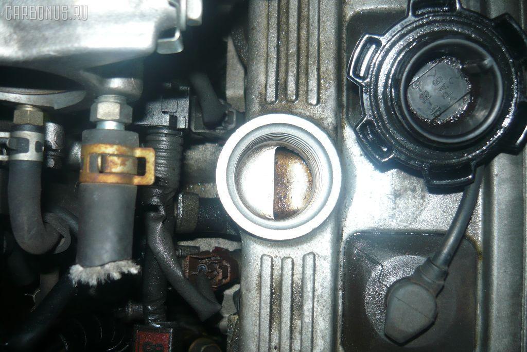 Двигатель TOYOTA SV40 4S-FE. Фото 1