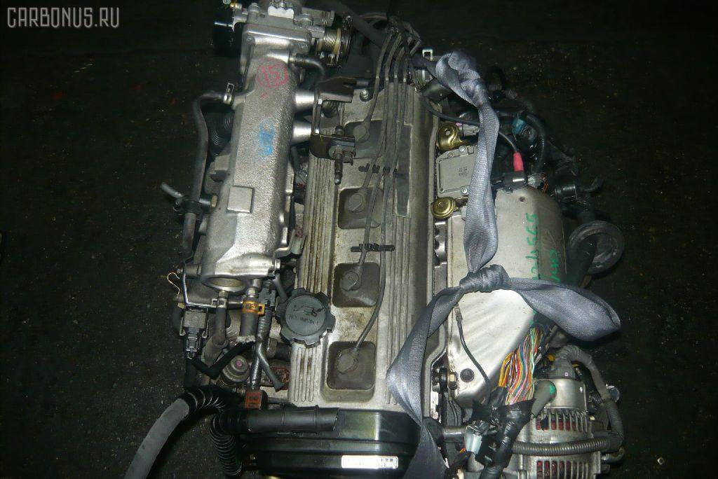 Двигатель TOYOTA SV40 4S-FE. Фото 2