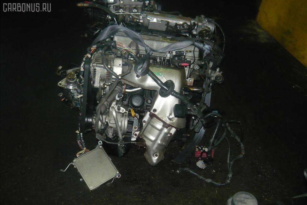 Двигатель TOYOTA SV40 4S-FE. Фото 4