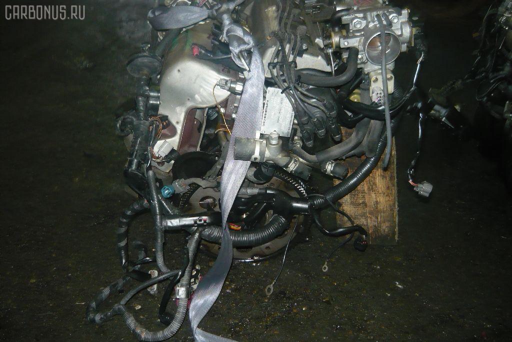 Двигатель TOYOTA SV40 4S-FE. Фото 5