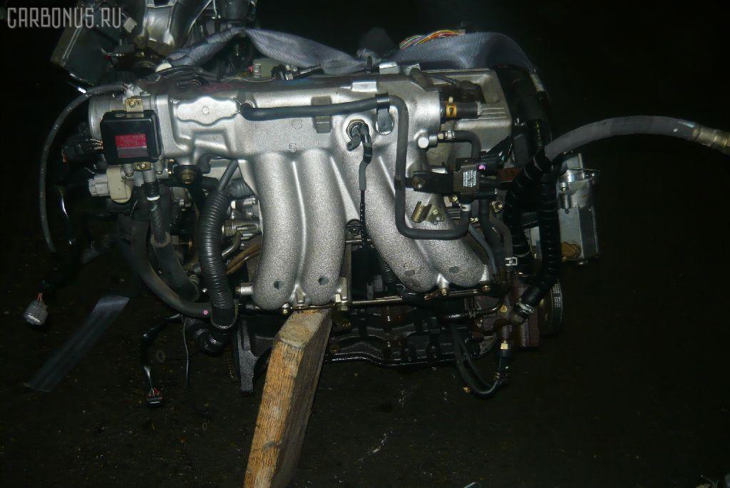 Двигатель TOYOTA SV40 4S-FE. Фото 6