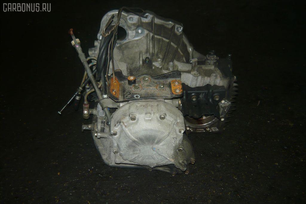 КПП автоматическая TOYOTA SV40 4S-FE. Фото 3