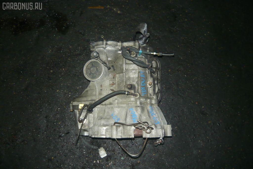 КПП автоматическая TOYOTA DUET M100A EJ-VE. Фото 2
