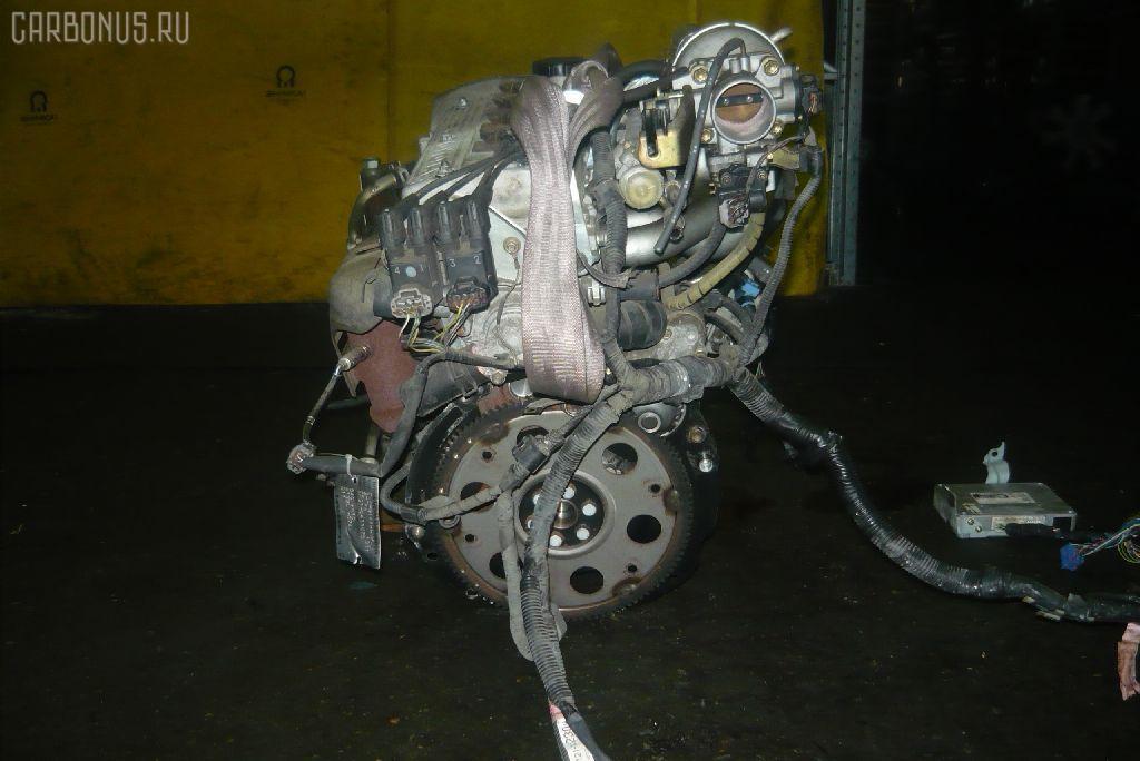 Двигатель TOYOTA STARLET EP91 4E-FE. Фото 5