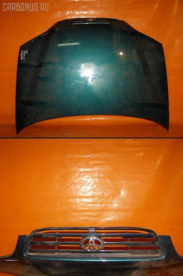 Капот TOYOTA IPSUM SXM10. Фото 4