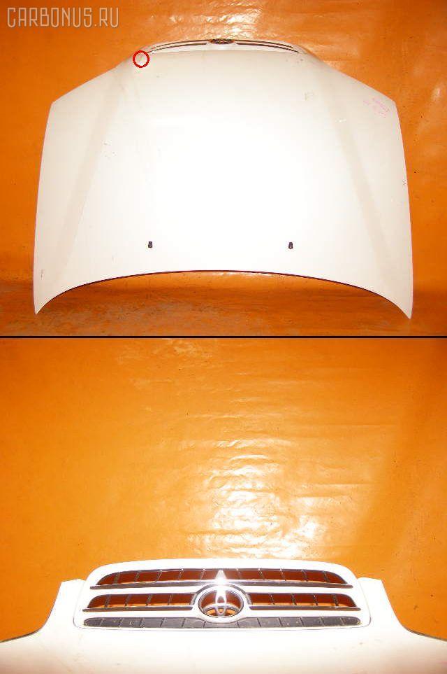 Капот TOYOTA IPSUM SXM10. Фото 5