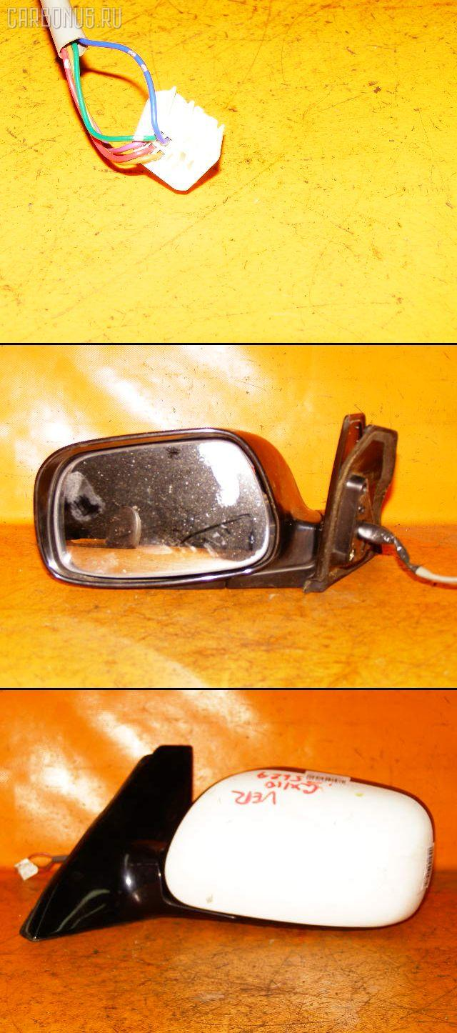 Зеркало двери боковой TOYOTA VEROSSA GX110. Фото 4