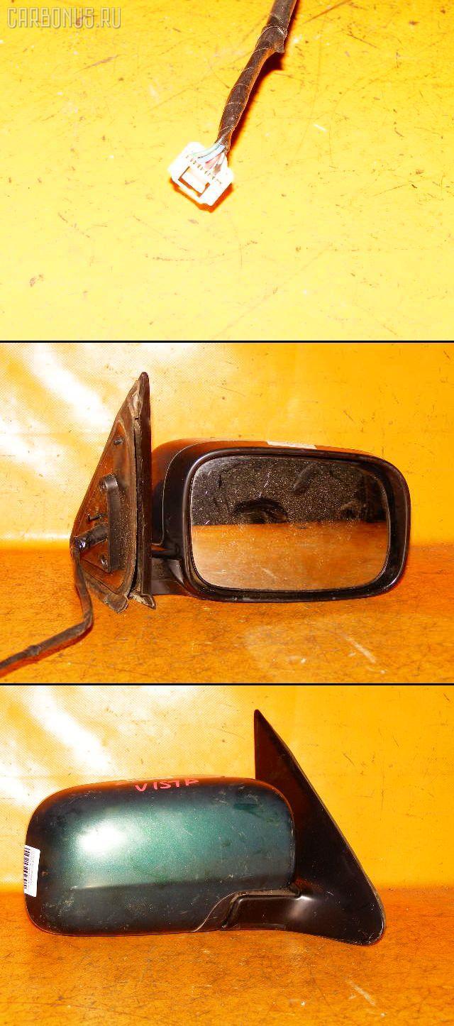 Зеркало двери боковой TOYOTA VISTA ZZV50. Фото 8