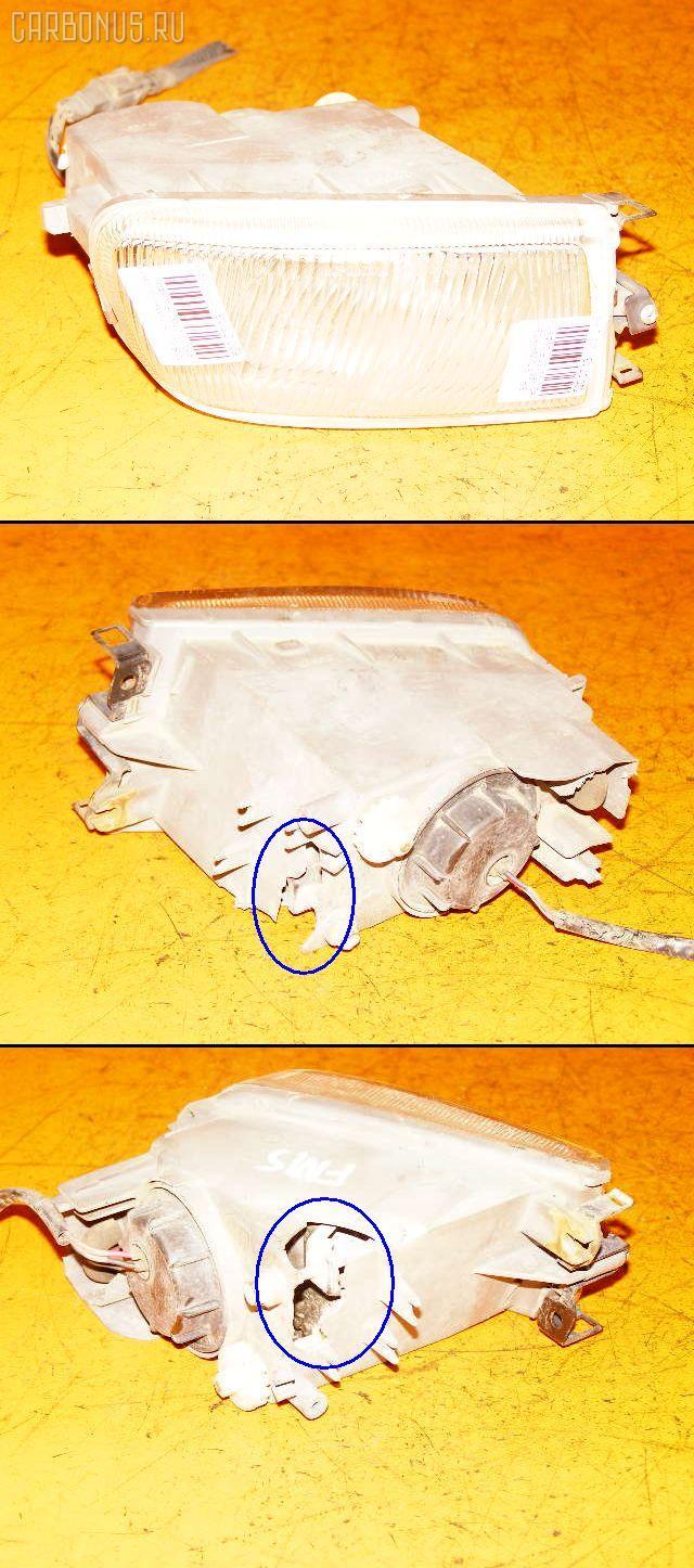Туманка бамперная NISSAN PULSAR N15. Фото 1