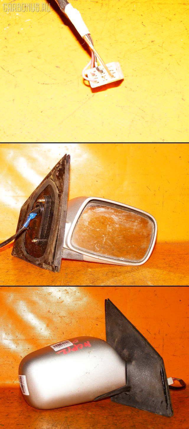 Зеркало двери боковой TOYOTA PLATZ NCP12. Фото 11