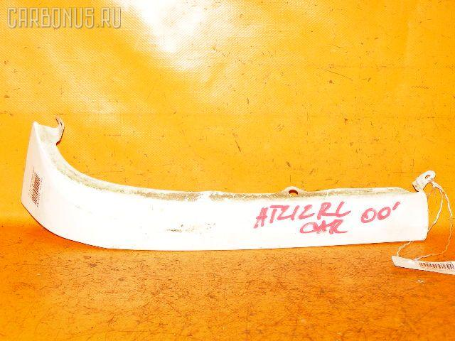 Планка задняя TOYOTA CARINA AT211. Фото 9