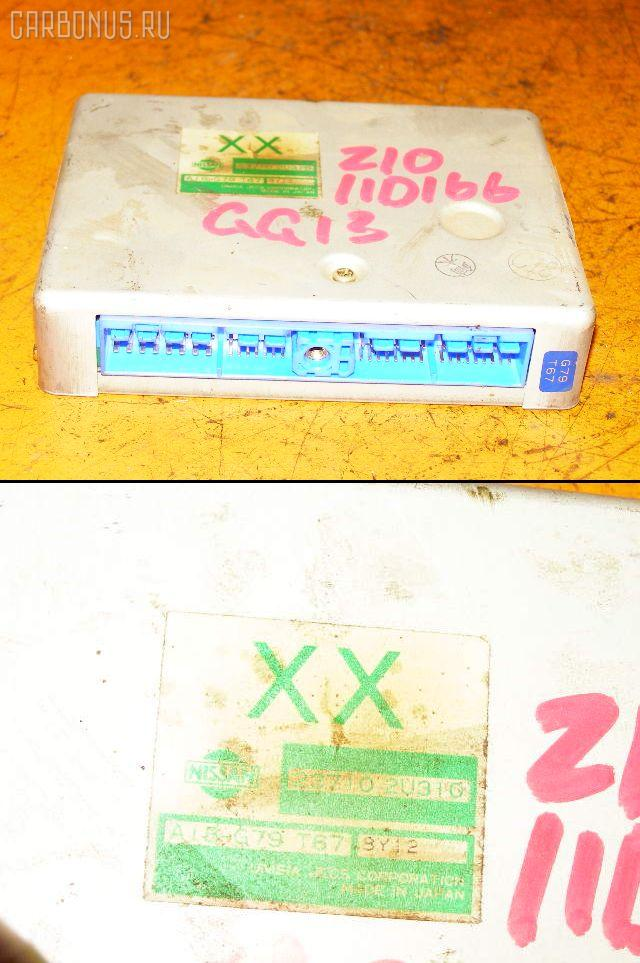 Блок EFI NISSAN CUBE Z10 CG13DE. Фото 9