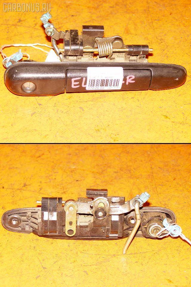 Ручка двери TOYOTA CORSA EL43. Фото 7