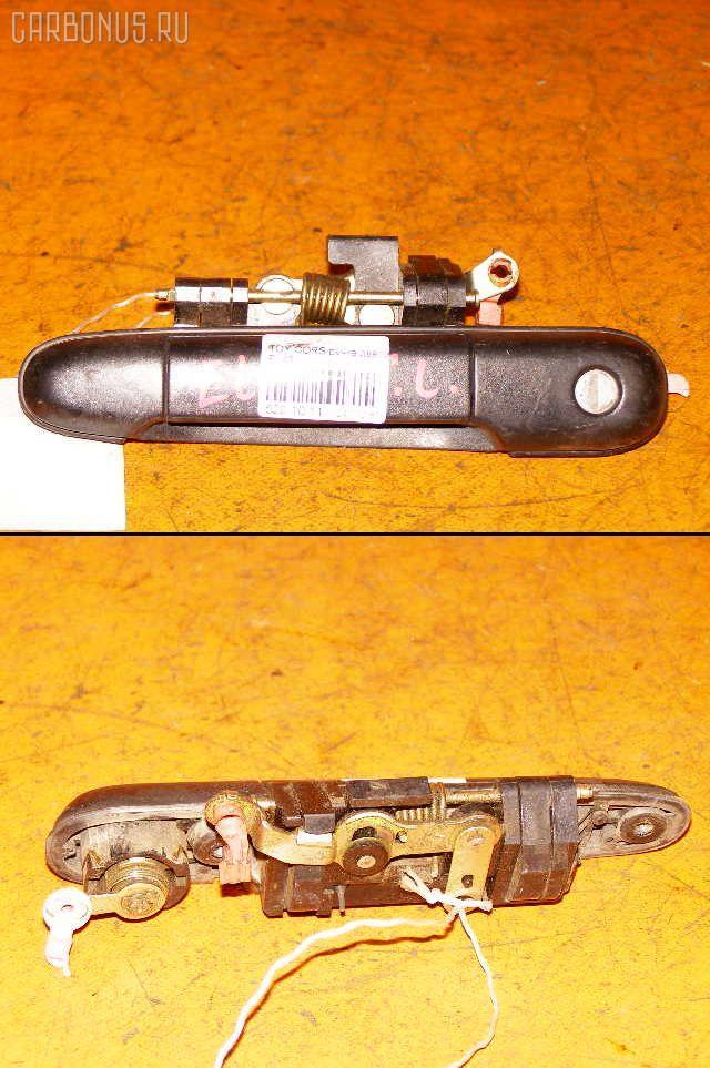 Ручка двери TOYOTA COROLLA II EL43. Фото 4