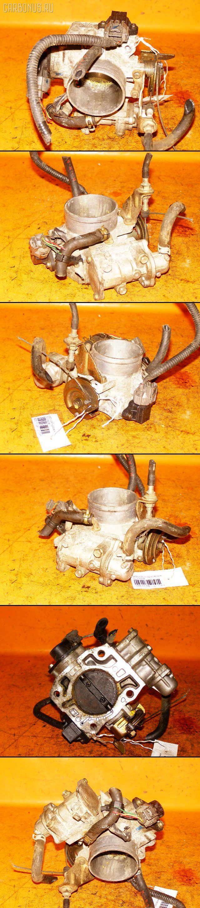Дроссельная заслонка HONDA ORTHIA EL3 B20B. Фото 1