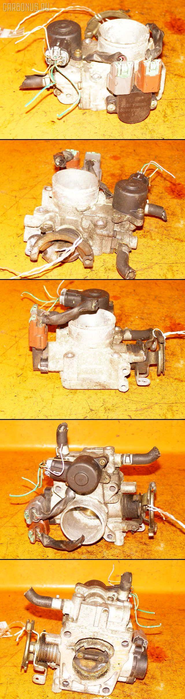 Дроссельная заслонка NISSAN EXPERT VW11 QG18DE. Фото 3