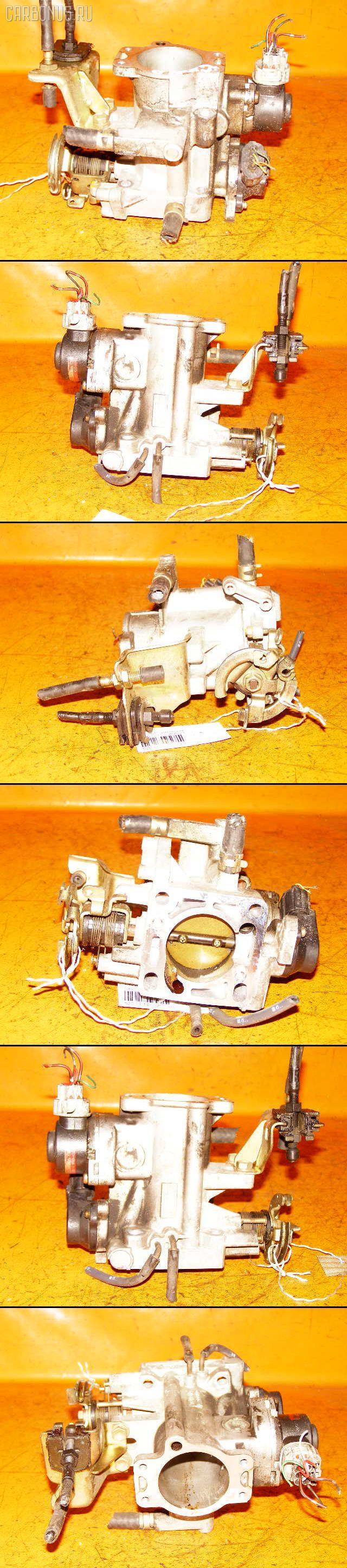Дроссельная заслонка TOYOTA CHASER GX90 1G-FE. Фото 1