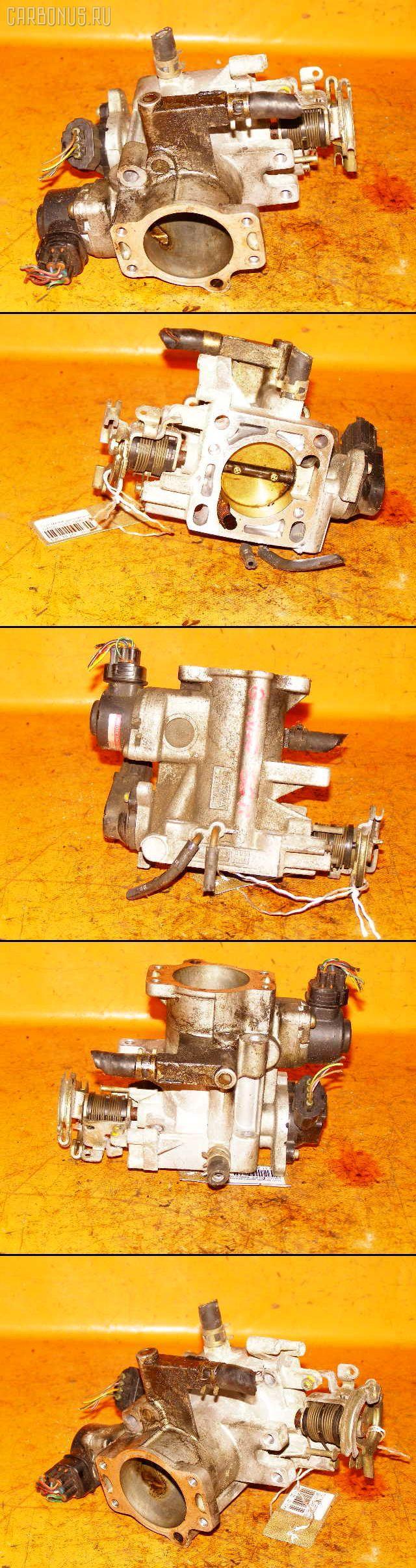 Дроссельная заслонка TOYOTA MARK II GX100 1G-FE. Фото 9