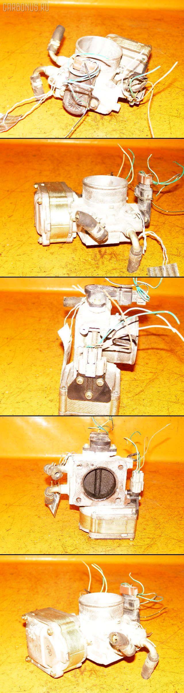 Дроссельная заслонка MITSUBISHI LANCER CEDIA CS2A 4G15. Фото 1