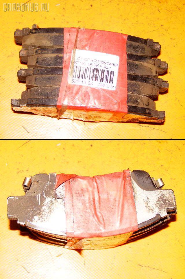 Тормозные колодки TOYOTA CORONA ST190 4S-FE. Фото 11