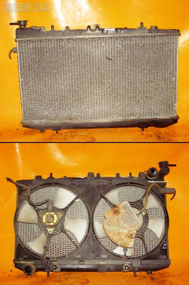 Радиатор ДВС NISSAN SUNNY FB14 GA15DE. Фото 9