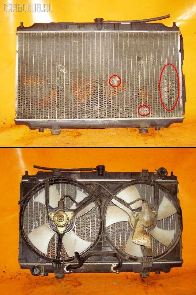 Радиатор ДВС NISSAN BLUEBIRD HU14 SR20DE. Фото 5