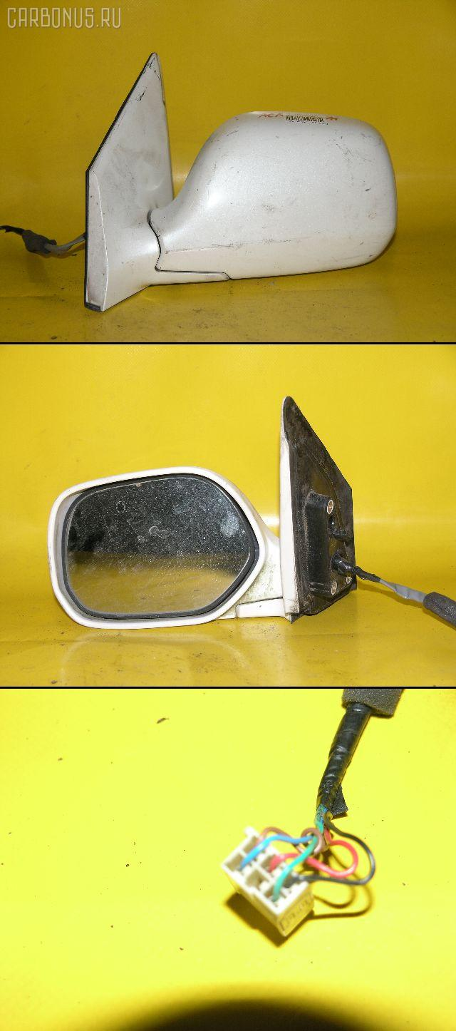 Зеркало двери боковой TOYOTA GAIA ACM10G. Фото 3