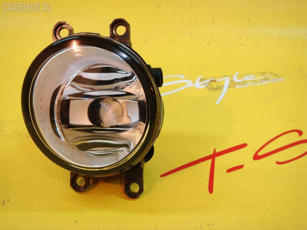 Туманка бамперная TOYOTA VITZ SCP90. Фото 3