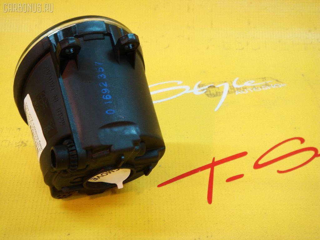 Туманка бамперная TOYOTA VITZ SCP90. Фото 4