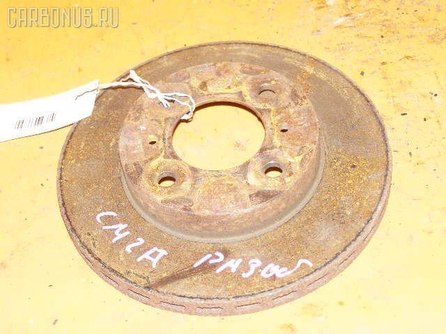 Тормозной диск MITSUBISHI LANCER CM2A