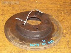 Тормозной диск SUBARU IMPREZA GF1 Фото 1