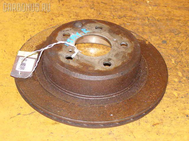 Тормозной диск TOYOTA CROWN GS141. Фото 2