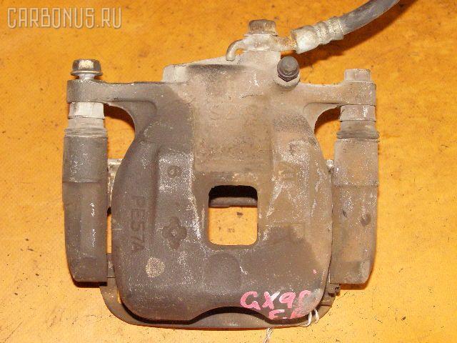 Суппорт TOYOTA CHASER GX90 1G-FE. Фото 2